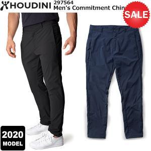 【20%OFF】HOUDINI(フーディニ) Men's Commitment Chinos 297564 2020年モデル|rakuzanso