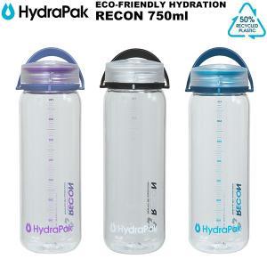 HydraPak(ハイドラパック) RECON 750ml(リーコン 750ml) BR01