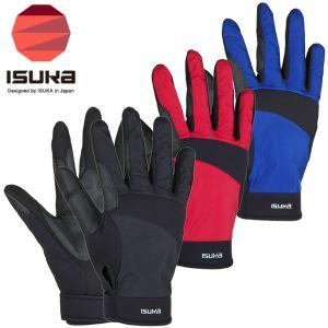 手の平には吸汗性の良い人工皮革を、甲側にはウェザ−テックを使用しています。要所を補強し、部分使いのネ...