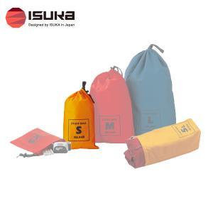スタッフバッグ S 防水コ−ティング加工されたナイロン生地を使用したシンプルなスタッフバッグです。目...