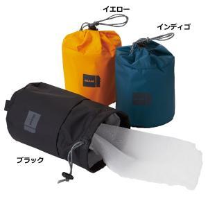 ロールペーパーケース 防水性に優れた防水コーティング加工ナイロンを使用し、一般的なロールペーパーの収...