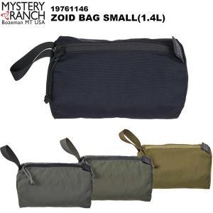 MYSTERYRANCH ミステリーランチ ゾイドバッグSは、マチがあり見た目以上の収納力があるアク...