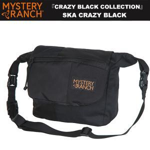 MYSTERY RANCH(ミステリーランチ) SKA CRAZY BLACK(スカ クレイジーブラック) 19761332|rakuzanso