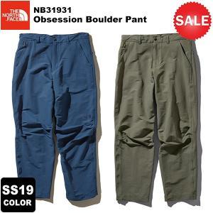 【30%OFF】THE NORTH FACE(ノースフェイス) Obsession Boulder Pants(オブセッションボルダーパンツ) NB31931 2019春夏モデル|rakuzanso