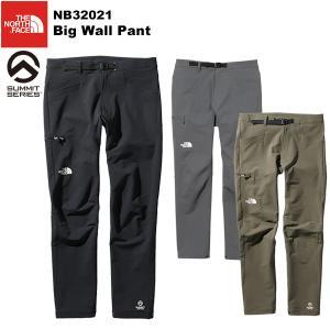 THE NORTH FACE(ノースフェイス) 【SUMMITシリーズ】Big Wall Pant(ビッグウォールパンツ) NB32021|rakuzanso