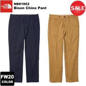 【30%OFF】THE NORTH FACE(ノースフェイス) Bison Chino Pant(バイソンチノパンツ) NB81862 2020-21秋冬カラー|rakuzanso