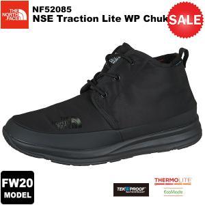 【30%OFF】THE NORTH FACE(ノースフェイス) NSE Traction Lite WP Chukka (ヌプシトラクションライトウォータープルーフチャッカ) カラー/KN 2020-21秋冬モデル|rakuzanso