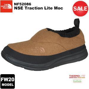 【30%OFF】THE NORTH FACE(ノースフェイス) NSE Traction Lite Moc (ヌプシトラクションライトモック) カラー/UB 2020-21秋冬モデル|rakuzanso