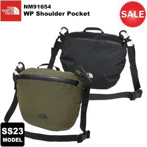 THE NORTH FACE(ノースフェイス) WP Shoulder Pocket(ダブルピーショ...