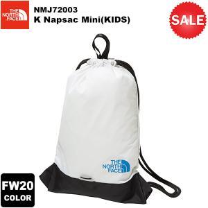 【30%OFF】THE NORTH FACE(ノースフェイス) K Napsac Mini(キッズ ナップサックミニ) NMJ72003 2020-21秋冬カラー|rakuzanso