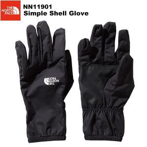 THE NORTH FACE(ノースフェイス) Simple Shell Glove (シンプルシェ...