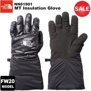 【30%OFF】THE NORTH FACE(ノースフェイス) MT Insulation Glove (マウンテンインサレーショングローブ) NN61901 2020-21秋冬モデル|rakuzanso