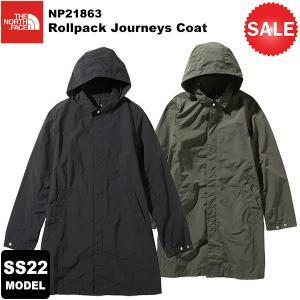 THE NORTH FACE(ノースフェイス) Rollpack Journeys Coat(ロールパックジャーニーズコート) NP21863|rakuzanso