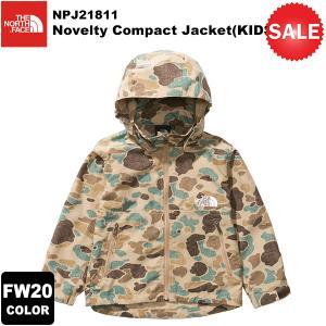 【30%OFF】THE NORTH FACE(ノースフェイス) Novelty Compact Jacket(KIDS)(ノベルティーコンパクトジャケット) NPJ21811 2020-21秋冬カラー|rakuzanso