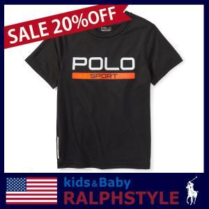 昨今、ラルフローレンイチオシの「ポロスポーツ」。 カッコイイTシャツを入荷しました!  普段着として...