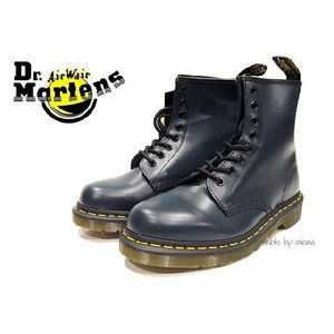 Dr.Martens 1460 8EYE BOOT SMOOTH (10072410) NAVY BLUE MARIN ネイビー 8ホールブーツ|ramblebyziema