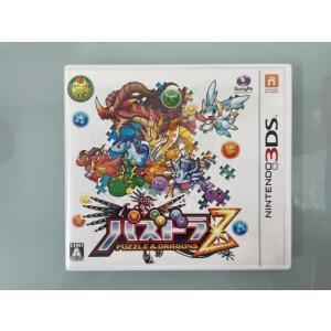 ☆ネコポス・ゆうメールOK【中古】3DS パズドラZ|ramkins