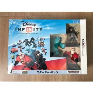 【未開封】3DS ディズニー インフィニティトイ・ボックス・チャレンジ スターターパック|ramkins