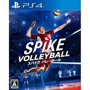 ☆ネコポス・ゆうメールOK【新品】PS4 スパイク バレーボール|ramkins