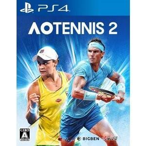 ☆ネコポス・ゆうメールOK【新品】PS4 AOテニス 2|ramkins