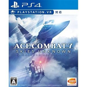 ☆ネコポス・ゆうメールOK【新品】PS4 ACE COMBAT 7: SKIES UNKNOWN エ...