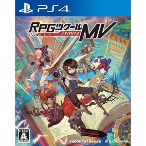 ☆ネコポス・ゆうメールOK【新品】PS4 RPGツクールMV Trinity|ramkins