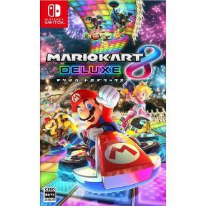 ☆ネコポス・ゆうメールOK【新品】Nintendo Switch マリオカート8 デラックス|ramkins