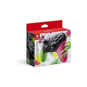 【新品】Nintendo Switch スイッチ Proコントローラー スプラトゥーン2エディション スプラ|ramkins