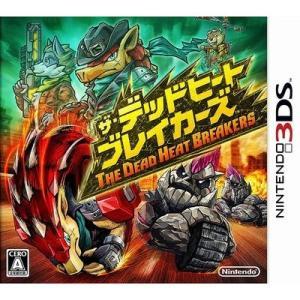 ☆ネコポス・ゆうメールOK【新品】3DS ザ・デッドヒートブレイカーズ|ramkins