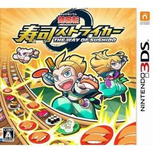 ☆ネコポス・ゆうメールOK【新品】3DS 超回転 寿司ストライカー The Way of Sushido|ramkins