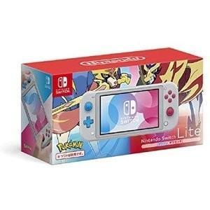 【新品】Nintendo Switch Lite ザシアン・ザマゼンタ スイッチライト本体