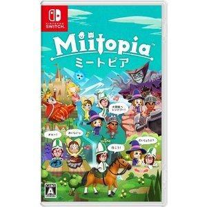 ☆ネコポス・ゆうメールOK【新品】Nintendo Switch Miitopia ミートピア|ramkins