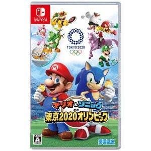 ☆ネコポス・ゆうメールOK【新品】Nintendo Switch マリオ&ソニック AT 東京202...