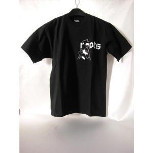 ☆送料無料☆【新品】EXPANSION EXPANSION×ROOTS Tシャツ ramkins