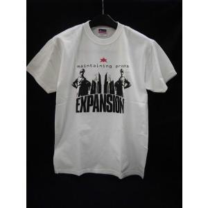 ☆送料無料☆【新品】EXPANSION CONTINEW Tシャツ ramkins