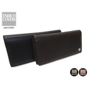 ENRICO COVERI(エンリココベリ)セノ 長財布  束入れ ファスナー ECM051) 051|rammy