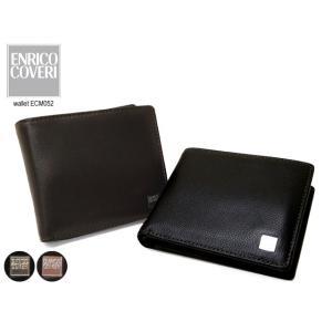 ENRICO COVERI(エンリココベリ)セノ 折財布  ボタン ECM052) 052|rammy