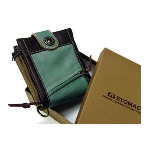 ESTOMAC エストマ ドロップ 二つ折財布 35601|rammy