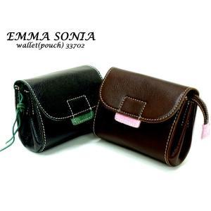 EMMA SONIA エマソニア コロン 札入れ ポーチ・カードケース  33702|rammy
