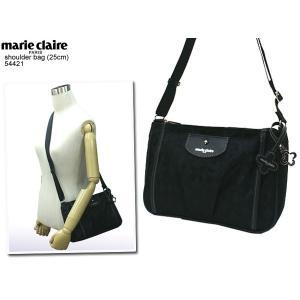 marie claire マリクレール フルラージュJQ ショルダーバッグ  25cm Sサイズ  54421|rammy
