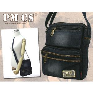 PMCS ピーエム ショルダーバッグ 008【d10】 rammy