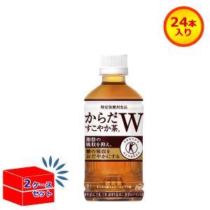 コカ・コーラ社製品 日本初、1本で2つの働きをもつ特定保健用食品の無糖茶。植物由来の食物繊維の働きに...