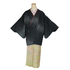 和装コート 道中着 WKO-1 コート 着物コート おとづき商店 日本製 道行コート|ran