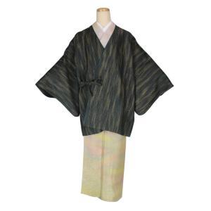 和装コート 道中着 WKO-12 コート 着物コート おとづき商店 日本製 道行コート|ran