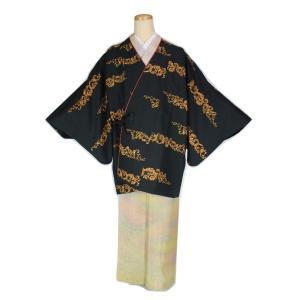 和装コート 道中着 WKO-6 コート 着物コート おとづき商店 日本製 道行コート|ran