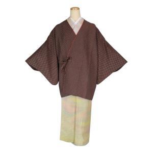 和装コート 道中着 WKO-7 コート 着物コート おとづき商店 日本製 道行コート|ran