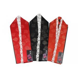 振袖用 正絹 薔薇柄レース付き 重ね衿(伊達衿) 3種類 キラキララメ入り 日本製|ran