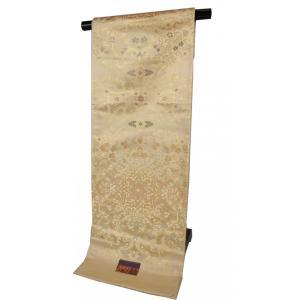 富岡製糸場 世界遺産記念 柄 袋帯 西陣織 正絹 陰山織物 1522 謹製 全通柄 日本製 TSI-1|ran