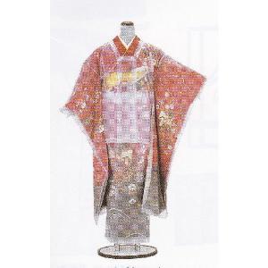振袖用 雨コート スルー 裾巻き付けタイプ|ran