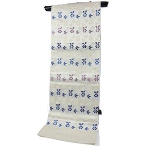 西陣織 陰山織物(1522) 正絹袋帯 悠久の美 名物裂文様 茶の心 箔屋製清兵衛 全通柄 HYS-3|ran